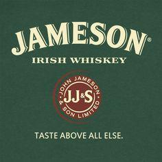 Jameson T-Shirt - Green #Jameson #Whiskey #Shirt