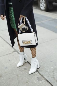 How To Wear Spring's Biggest Shoes Trend Right Now