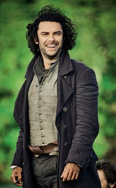 Aidan Turner as Ross Poldark in the BBC series POLDARK. Season 3