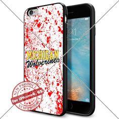 WADE CASE University of Michigan Logo NCAA Cool Apple iPhone6 6S Case #1311 Black Smartphone Case Cover Collector TPU Rubber [Blood] WADE CASE http://www.amazon.com/dp/B017J7DLR0/ref=cm_sw_r_pi_dp_cBFvwb113FYGF