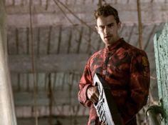 New still of Tobias 'Four' Eaton