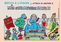 Circus parade section 6 | Flickr - Photo Sharing!