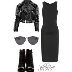 KYLIE Jenner by styledbyjmini on Polyvore featuring polyvore, fashion, style, James Perse, Burberry, Yves Saint Laurent and Christian Dior