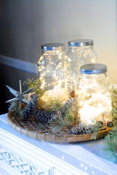 fairy light jars, li