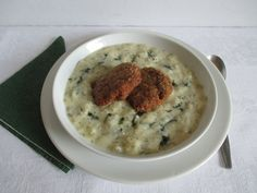 Cukkini főzelék Mashed Potatoes, Oatmeal, Breakfast, Ethnic Recipes, Food, Whipped Potatoes, The Oatmeal, Morning Coffee, Smash Potatoes