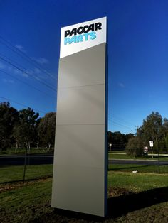 Paccar Parts Wodonga  Installed. By Rhino Signmakers. http://www.rhinosignmakers.com.au/