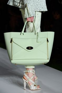 #Mulberry Spring 2013 RTW Collections