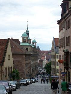 Burgberg, Nuernberg