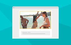 Crea brevi video, si possono inserire video , foto, testi e questo video può  essere modificato