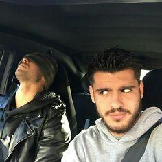 Entrenamiento terminado...#JUVENTUS #duermetealgo #cabeza