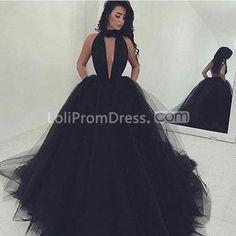 Silhouette:  Ball Gown    Neckline:  V-Neck    Sleeve Length:  Sleeveless    Waist:  Natural    Back Details:  Zipper    Hemline/Train:  Sweep/Brush Train    Built-in Bra:  Yes