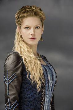 Katherine Winnick.  Lagertha in Vikings