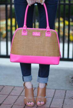 Kate Spade bag -- LOVE