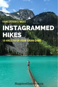 Alternatives to the Grouse Grind: Steep Workout Hikes Near Vancouver Banff, Places To Travel, Places To See, Pvt Canada, Canada Eh, Vancouver Travel, Vancouver Island, Vancouver Vacation, Vancouver Photos
