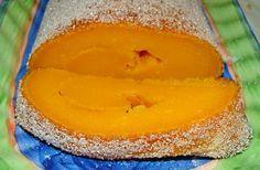 Torta de cenoura e Laranja