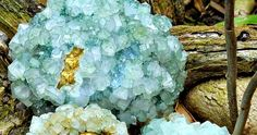 Ok, they're more like inside out geodes, but they still look amazing. Lately I've been obsessed with growing crystals in the kitchen and I. Growing Crystals, Diy Crystals, Household, Crafty, Woman, Amazing, Kitchen, Cooking, Kitchens