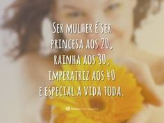 Frases Dia da Mulher 9711 Dating, Messages, Humor, Words, 30, Yellow, Anime, Baby, Happy Woman Day