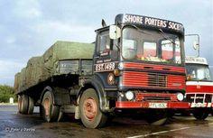 Vintage Trucks, Old Trucks, Marshall Major, Old Lorries, Commercial Vehicle, Classic Trucks, Bradford, Rigs, Britain