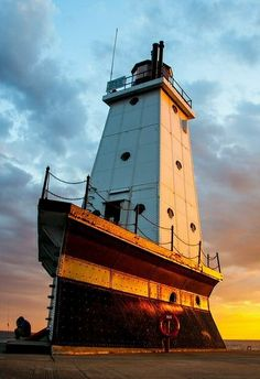 Ludington Lighthouse, MI