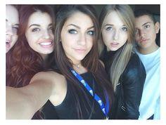 Ardn, Rebecca, Andrea, Jenn, Anthony