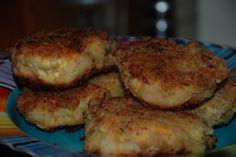 Fried Mashed Potato Patties