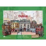 designed and painted by anke eckardt in her west cork studio. all you need is scissors and glue to make these great models inspired by buildings in dublin. each kit contains five models carefully enriched with minute details, capturing that essential feel of dublin city. clear, easy to follow instructions included. kit contains models of the olympia theatre, the trinity entrance and the bailey off grafton street, the quays pub and (of course) the temple bar. Grafton Street, Temple Bar, West Cork, Dublin City, Build Your Own, Olympia, Scissors, Entrance, Theatre