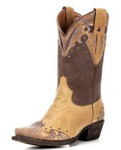 Copper Cowgirl Boot - Women's Copper Sunrise Boot