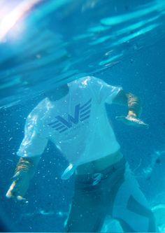Underwater life #Wingman