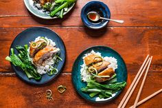 Maple and soy sauce chicken | Chicken recipes | SBS Food