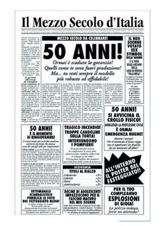 Risultati Immagini Per Biglietti Auguri Per 50 Anni Da Stampare
