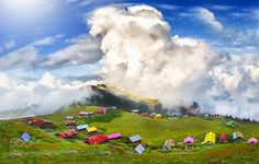 HOUSE OF CLOUDS.. by muhur #landscape #travel