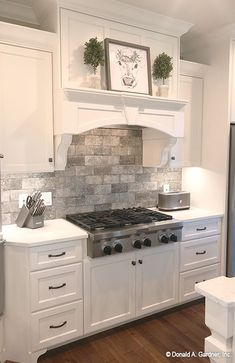 There is no question that designing a new kitchen layout for a large kitchen is much easier than for a small kitchen. A large kitchen provides a designer with adequate space to incorporate many convenient kitchen accessories such as wall ovens, raised. Diy Kitchen Remodel, Kitchen Redo, Home Decor Kitchen, New Kitchen, Home Kitchens, Kitchen Cabinets, Kitchen Ideas, Dream Kitchens, Kitchen Hacks