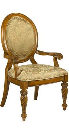 Dining/Kitchen Furniture, Grand Cayman Armchair, Dining/Kitchen Furniture   Havertys Furniture