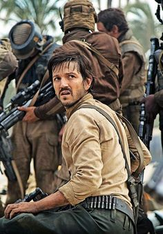 Cassian Andor<< The new hot Latino in space ♥︎