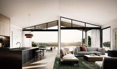 One, Two & Three Bedroom Apartments, Orakei | Teal Apartments