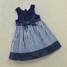Children's dress from 1 to 6 years Frocks For Girls, Toddler Girl Dresses, Little Girl Dresses, Toddler Outfits, Kids Outfits, Baby Dress Design, Baby Girl Dress Patterns, Baby Frocks Designs, Kids Frocks Design