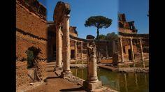 Tivoli, Villa Adriana   Hadrian's Villa the Maritime Theatre (manortiz) ...