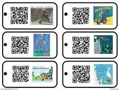 10 Best Qr Codes For Children S Books Images Listening Center