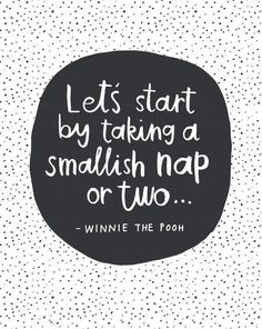 Winnie The Pooh Quote - Nursery Printable - Kids Bedroom - Disney Quote Artwork…