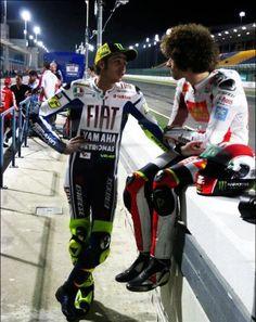 Rossi and Super Sic