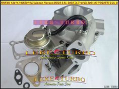 Turbo RHF4H VN4 14411-VM01A 14411 VM01A 14411VM01A Turbocharger For NISSAN CabStar Cab-Star 2006-11 Navara D22 YD25DDTI DCI 2.5L