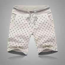 Men's Fashion Style Solid Shorts Male Casual Candy Color Comfortable Beach Shorts on tiaremarket.com