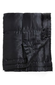 Donna Karan 'Impression' Silk Charmeuse Quilt available at #Nordstrom