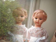 Four Old Vintage 1950s Vinyl Dolls Rosebud Kader collection Character Dolls lot | eBay