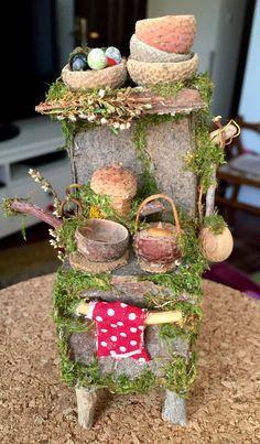 Fairy woodstove