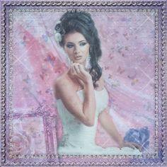 Fantasy Women, Mona Lisa, Woman, Lady, Sweet, Artwork, People, Fotografia, Art