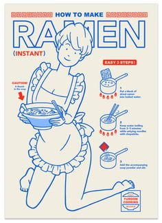 How to make RAMEN for tojiten