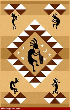 The heart song/Kokopeli