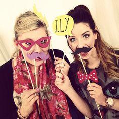 Zoe and Louise (SprinkleofGlitter)
