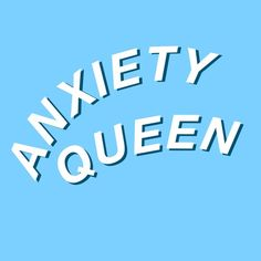 Have anxiety, it shows you care enough about something for it to make you anxious! Dont let anxiety rule you. Deep breath and smile. Screw you anxiety! The Words, Describe Me, Blue Aesthetic, Story Of My Life, Introvert, Ptsd, Me Quotes, Daddy, At Least
